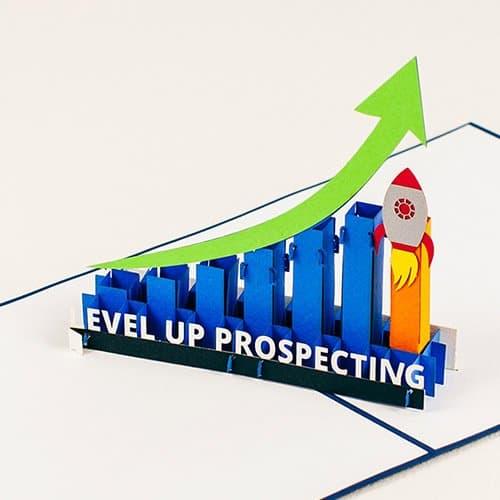 Level Up Logo closeup.